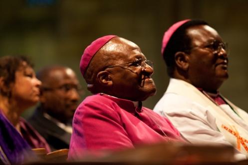 Me and Desmond Tutu
